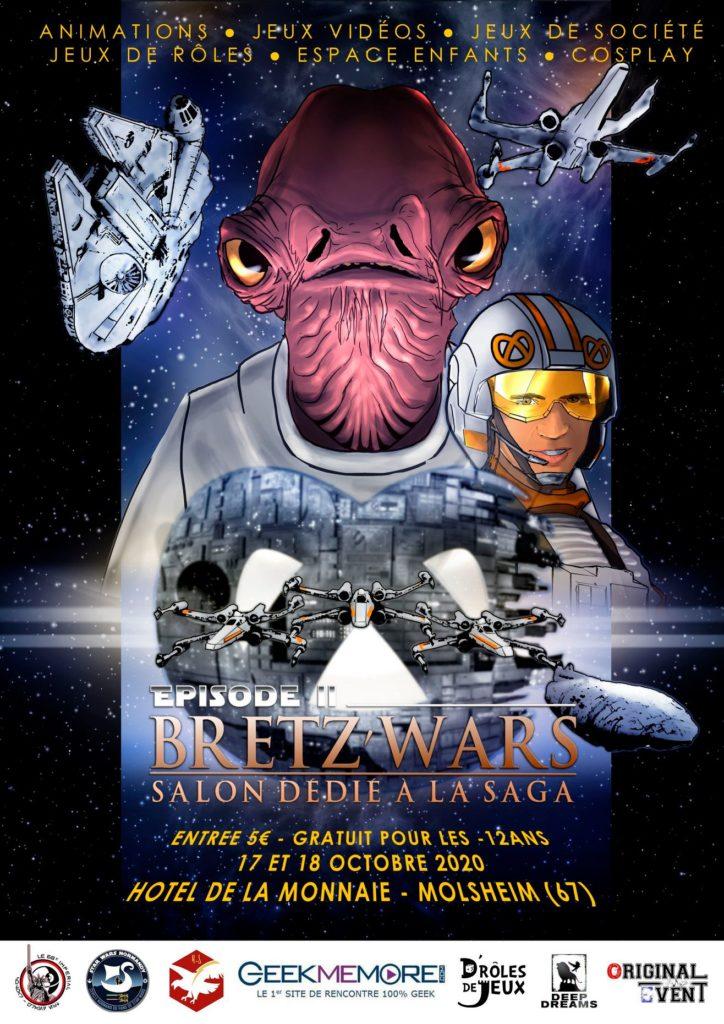 affiche Bretzwars episaode 2